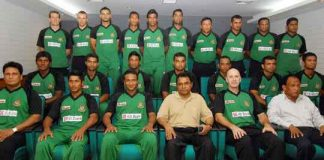 Bangladesh cricket player salary