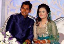 Mushfiqur Rahim wife | Celebrate after marrage