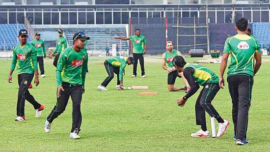 Bangladesh cricket team practice jersey