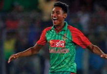 Mustafizur Rahman ranking